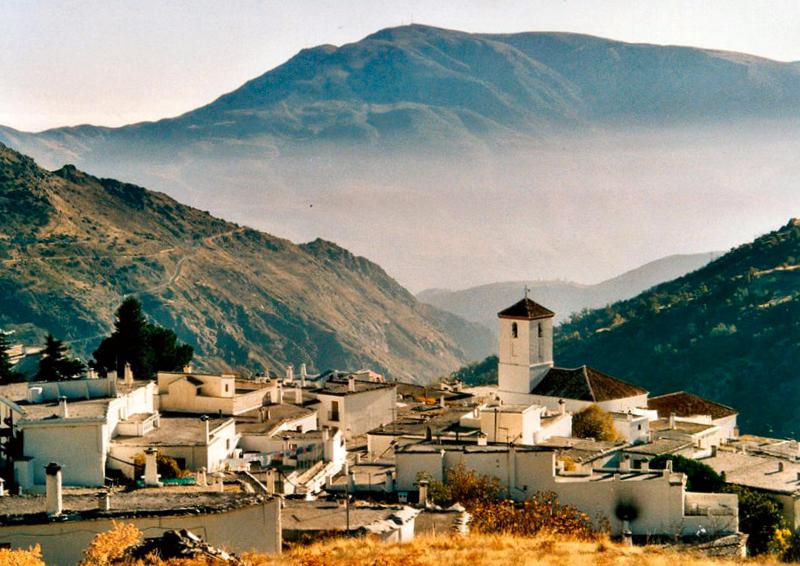 Pueblos con encanto de Granada