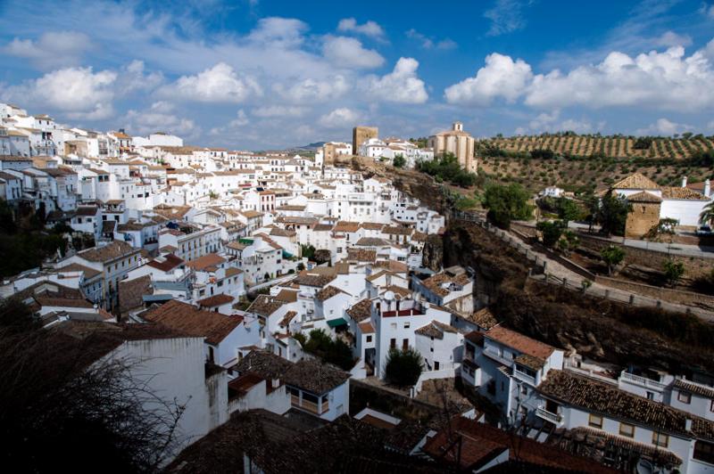 Pueblos con encanto en Cádiz
