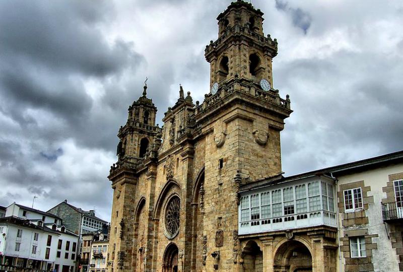 Pueblos con encanto el Lugo