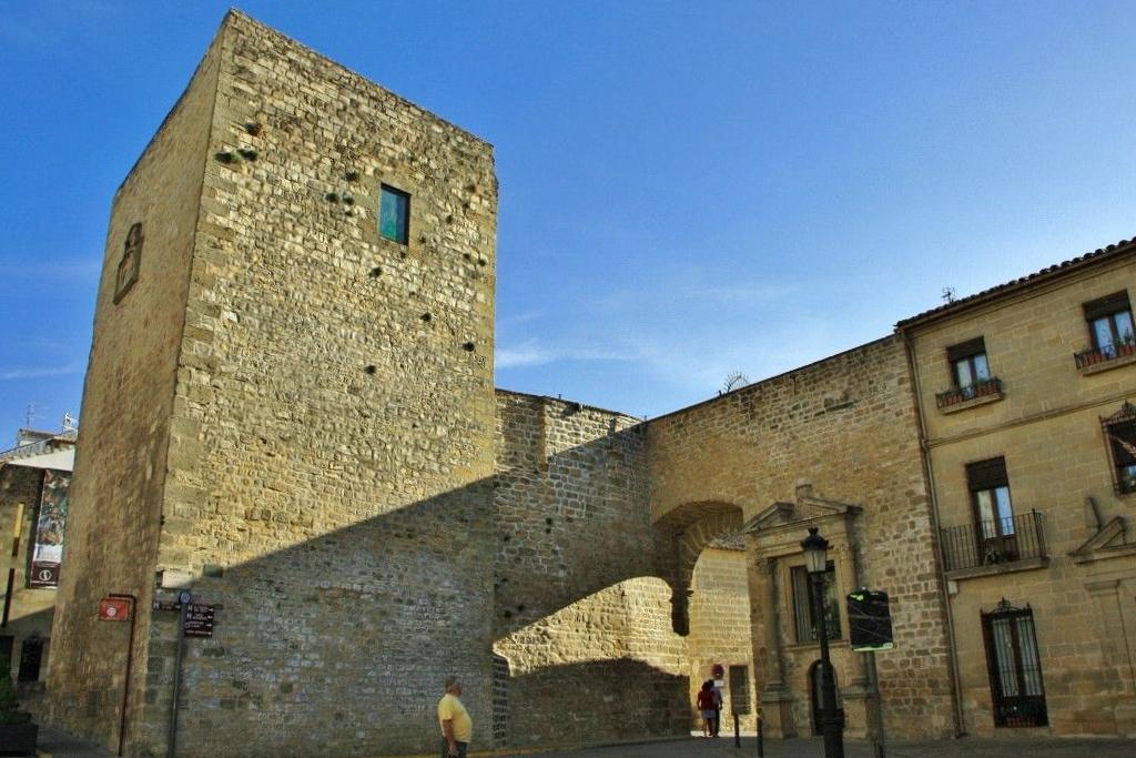 Puerta de Úbeda Baeza - Jaén