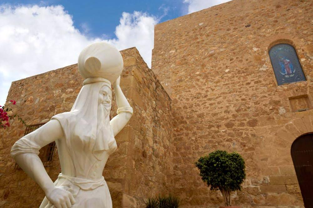 Visita por Mojácar - Almería