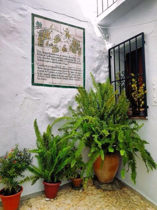 Mosaicos Frigiliana - Málaga