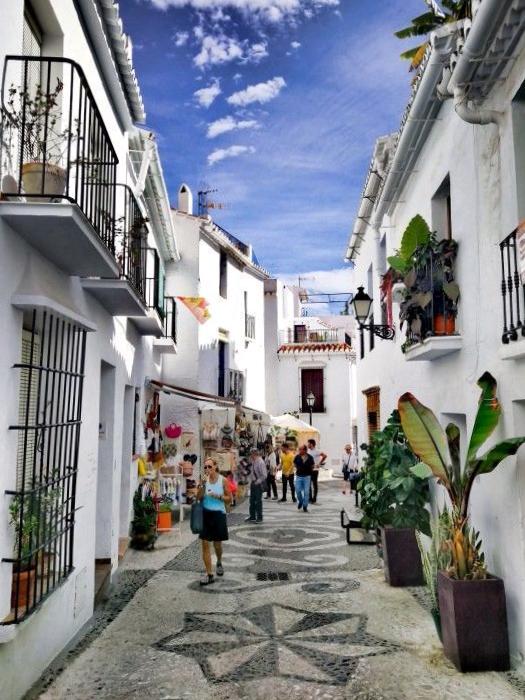 Barrio Mudéjar Frigiliana - Málaga