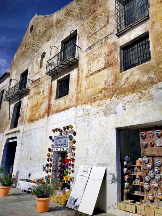 Establecimiento Frigiliana - Málaga