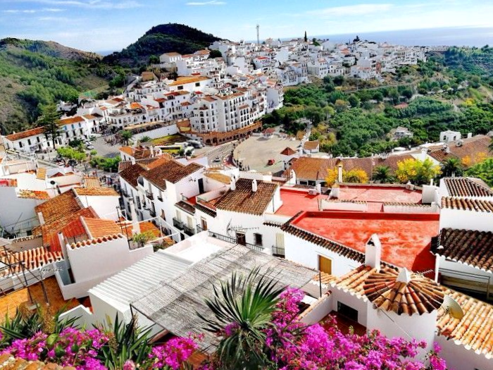 Mirador de Frigiliana - Málaga