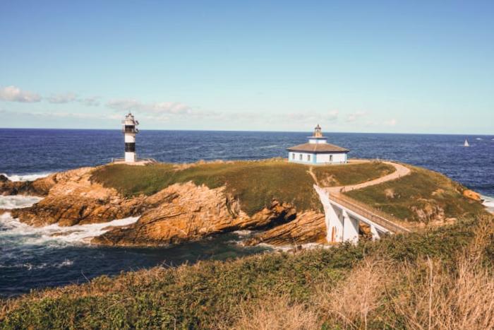 Isla Pancha Ribadeo - Lugo
