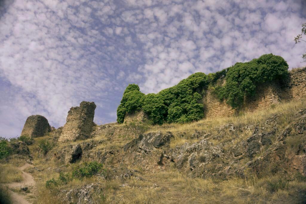 restos-castillo-arabe-riopar-viejo