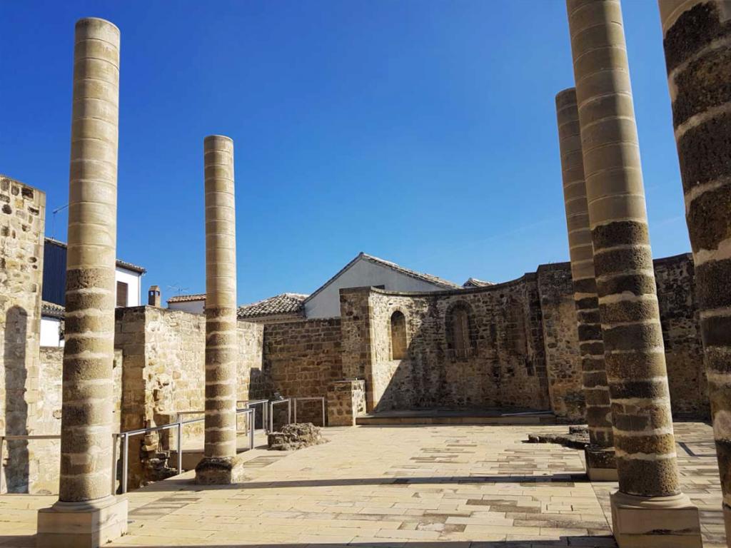 Ruinas de San Francisco Baeza - Jaén