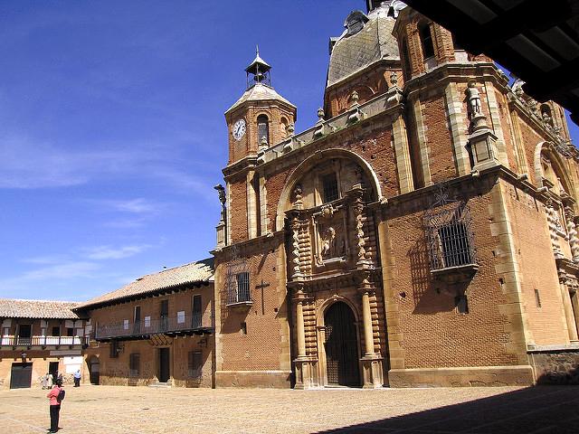 San Carlos del Valle pueblo con encanto