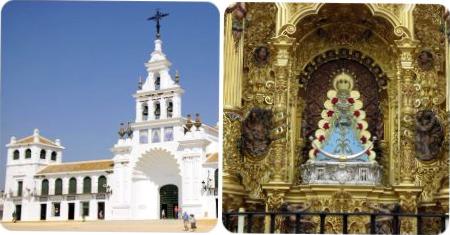Santuario de la Virgen del Rocío - Huelva