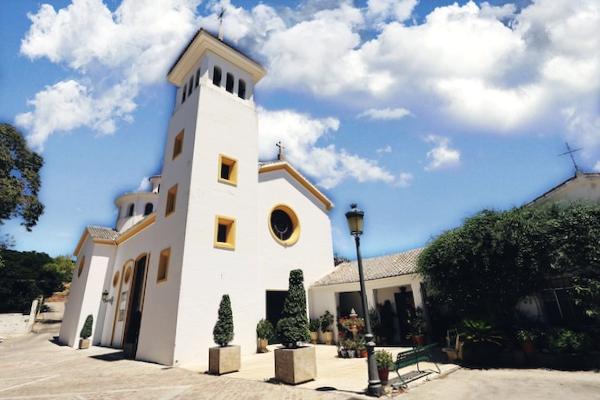 Santuario Nuestra Señora Fuensanta Alcaudete - Jaén