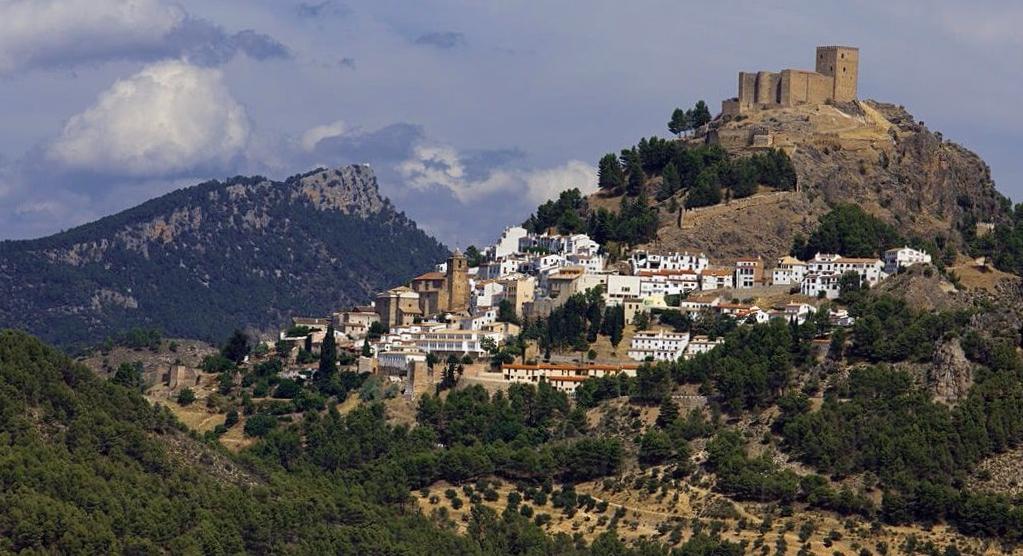 Segura de la Sierra - Jaén