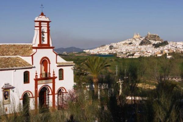 Santuario Nuestra Señora de los Remedios Olvera - Cádiz