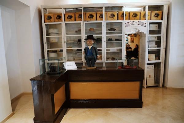 Sombrería El Bombo Osuna - Sevilla