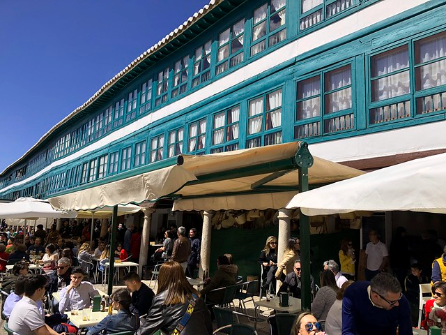 terrazas almagro