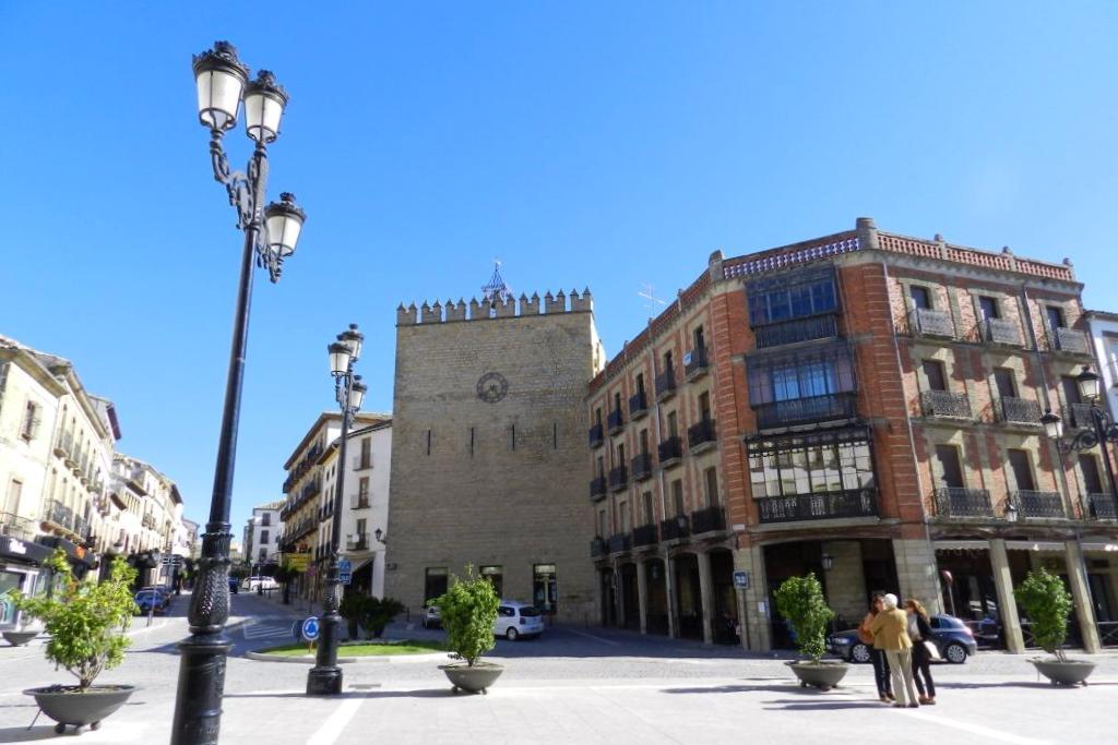 Torre de Aliatares Baeza - Jaén