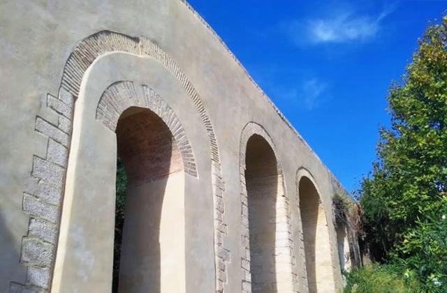 Acueducto Romano de Santa Lucía Vejer de la Frontera - Cádiz
