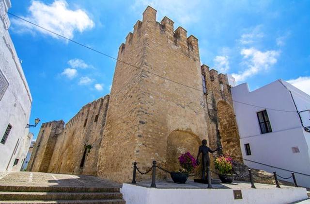 Castillo de Vejer de la Frontera - Cádiz