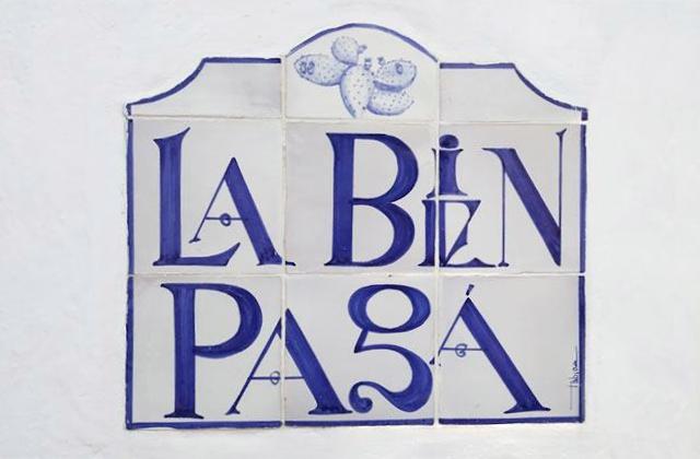 Restaurante la Bien Pagá Vejer de la Frontera - Cádiz