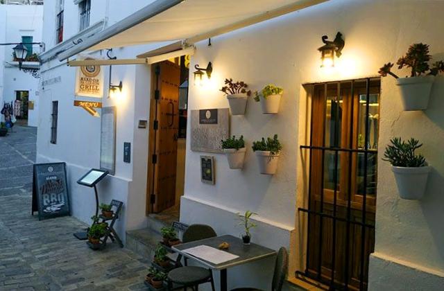 Restaurante la Brasa de Sancho en Vejer de la Frontera - Cádiz