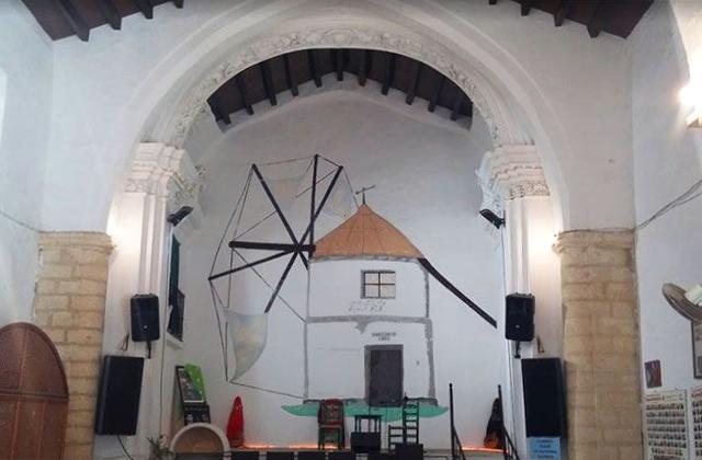 Restaurante la Peña Flamenca Aguilar en Vejer de la Frontera - Cádiz