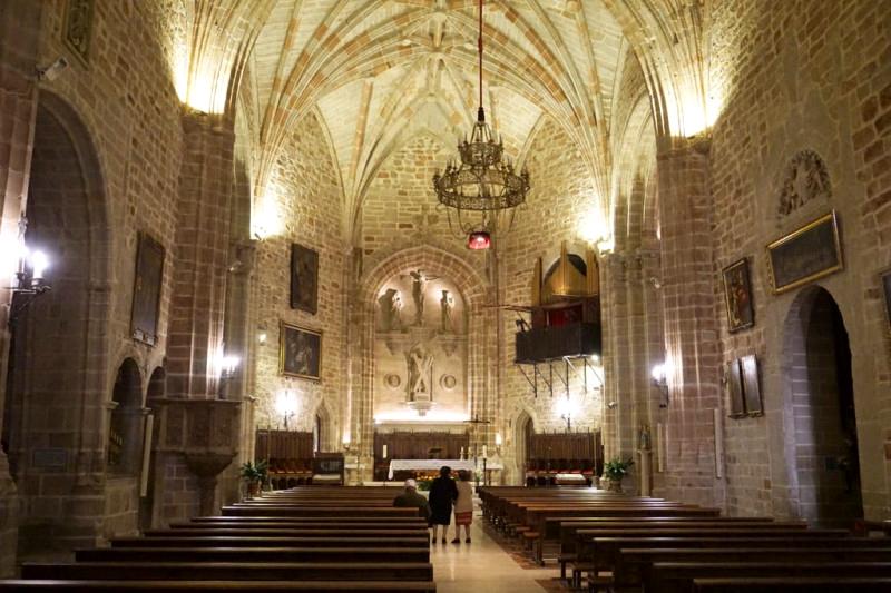 iglesia parroquial de San Andrés Apostol